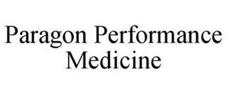 PARAGON PERFORMANCE MEDICINE