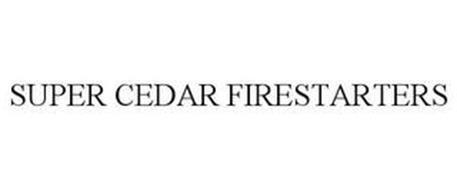 SUPERCEDAR FIRESTARTERS