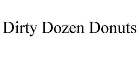 DIRTY DOZEN DONUTS