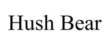 HUSH BEAR