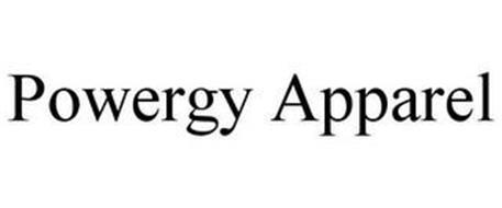 POWERGY APPAREL