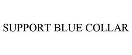 SUPPORT BLUE COLLAR
