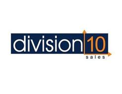 DIVISION 10 SALES