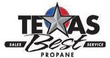 TEXAS BEST PROPANE SALES SERVICE