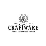CRAFTWARE EST. 2018 QUALITY KITCHEN & DINING PRODUCTS