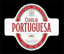 CERVEJA PORTUGUESA BY CORAL PRODUCTO DEPORTUGAL CERVEZA BEER BIER