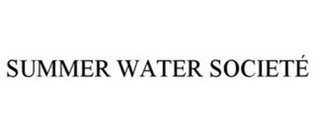 SUMMER WATER SOCIETÉ