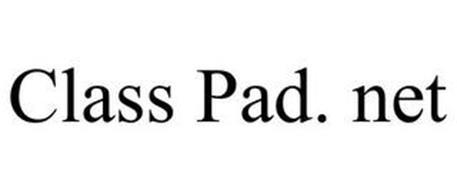 CLASS PAD. NET