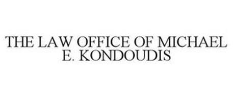 THE LAW OFFICE OF MICHAEL E. KONDOUDIS