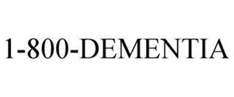 1-800-DEMENTIA