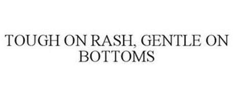 TOUGH ON RASH, GENTLE ON BOTTOMS