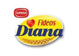 SUMESA FIDEOS DIANA