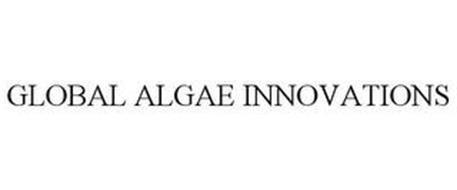 GLOBAL ALGAE INNOVATIONS