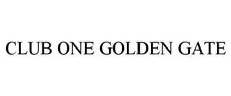 CLUB ONE GOLDEN GATE
