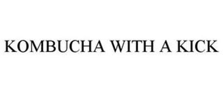 KOMBUCHA WITH A KICK