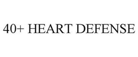 40+ HEART DEFENSE