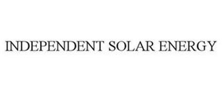 INDEPENDENT SOLAR ENERGY