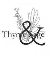 THYME & SAGE