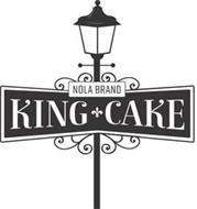 NOLA BRAND KING CAKE