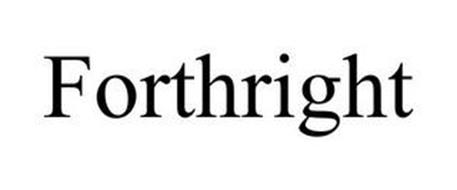 FORTHRIGHT