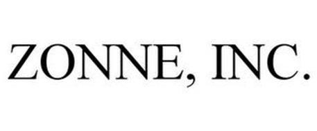 ZONNE, INC.