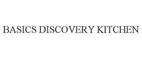 BASICS DISCOVERY KITCHEN