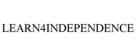 LEARN 4 INDEPENDENCE