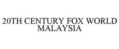 20TH CENTURY FOX WORLD MALAYSIA