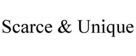 SCARCE & UNIQUE