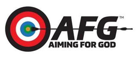 AFG AIMING FOR GOD