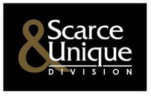 SCARCE & UNIQUE DIVISION