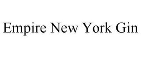 EMPIRE NEW YORK GIN
