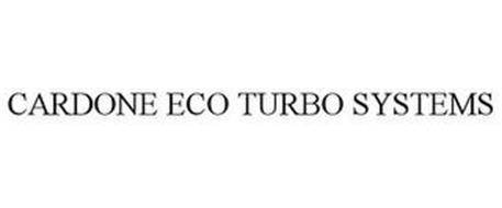 CARDONE ECO TURBO SYSTEMS
