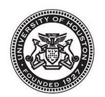 UNIVERSITY OF HOUSTON FOUNDED 1927
