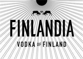 FINLANDIA VODKA OF FINLAND