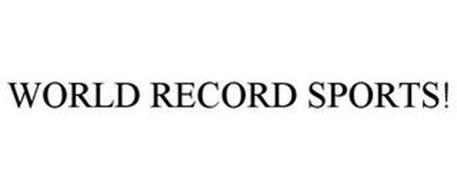 WORLD RECORD SPORTS!