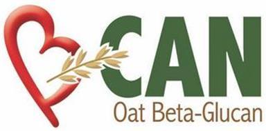 B-CAN OAT BETA-GLUCAN