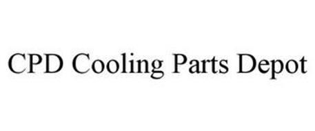 CPD COOLING PARTS DEPOT