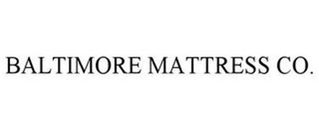 BALTIMORE MATTRESS CO.
