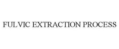 FULVIC EXTRACTION PROCESS