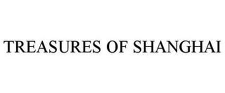 TREASURES OF SHANGHAI