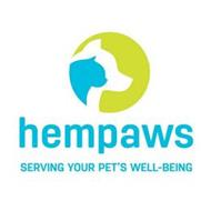 HEMPAWS SERVING YOUR PET'S WELL BEING
