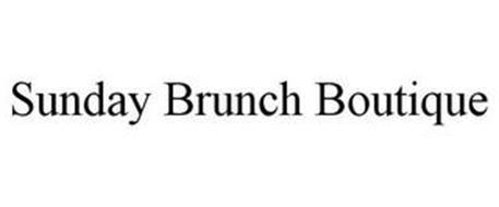 SUNDAY BRUNCH BOUTIQUE