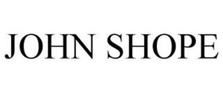 JOHN SHOPE