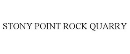STONY POINT ROCK QUARRY