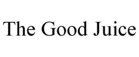THE GOOD JUICE