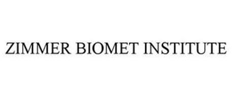 ZIMMER BIOMET INSTITUTE