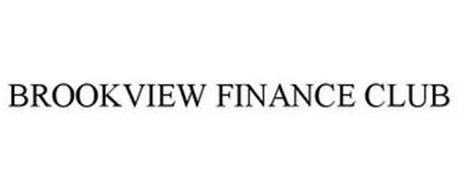 BROOKVIEW FINANCE CLUB