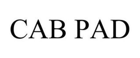 CAB PAD