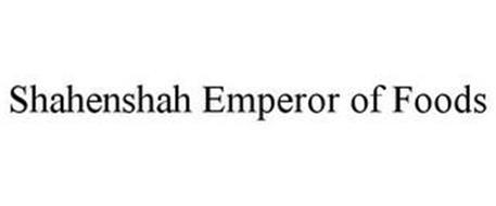 SHAHENSHAH EMPEROR OF FOODS